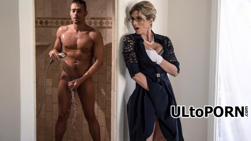 MilfsLikeItBig.com, Brazzers.com: Cory Chase - Stuck-Up Stepmom [584 MB / HD / 720p] (Facial) + Online
