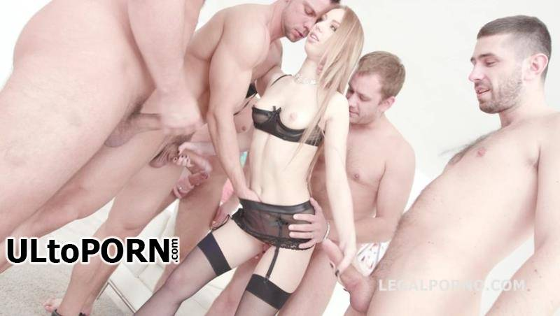 LegalPorno.com: Kira Thorn, Neeo, Thomas Lee, Angelo, Rycky Optimal - Kira Thorn 5on1 DAP TP TAP Session with Balls Deep Gapes Swallow GIO611 [1.05 GB / SD / 480p] (Anal) + Online