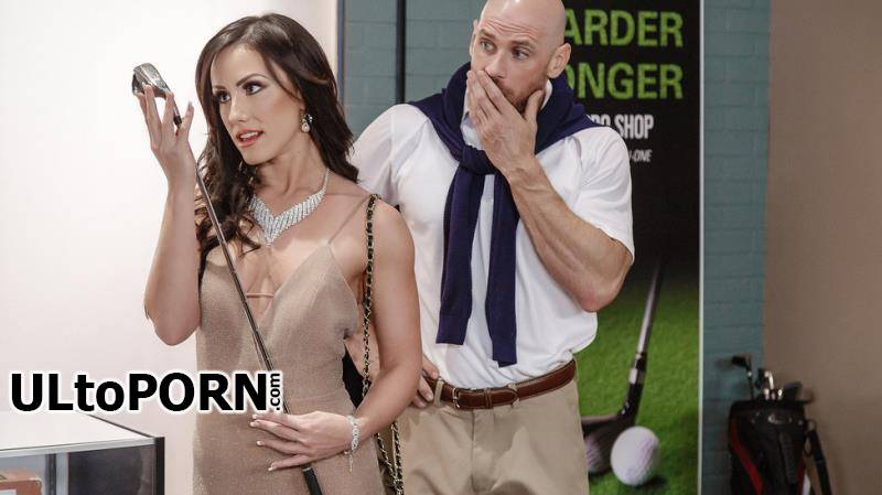 PornstarsLikeItBig.com, Brazzers.com: Jennifer White - Pounded At The Pro Shop [418 MB / SD / 480p] (Brunette)
