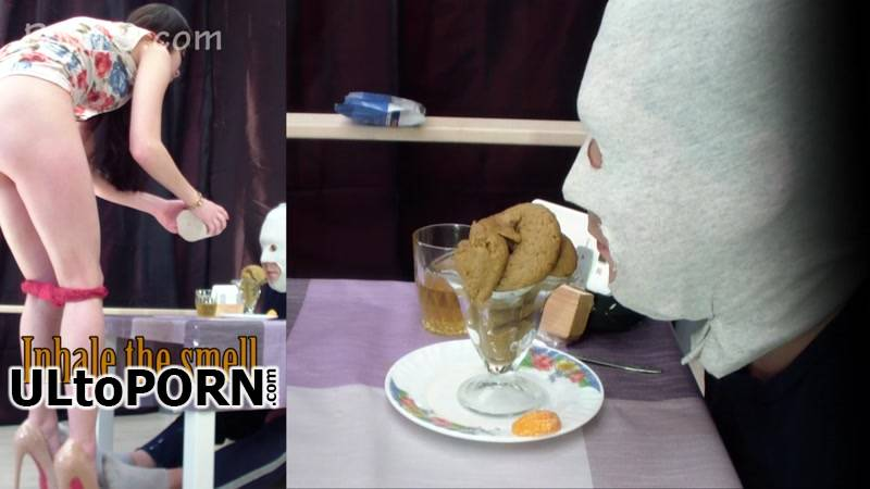 Poo19.com: MilanaSmelly - Very tasty dessert from Christina [801 MB / FullHD / 1080p] (Scat)