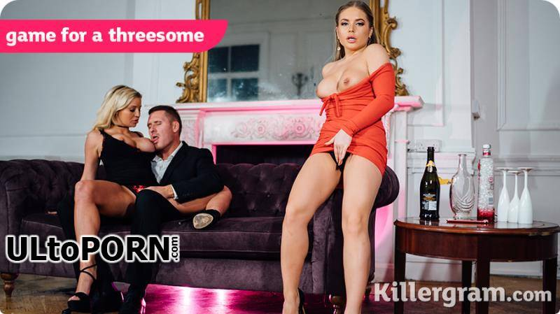 KillerGram.com: Sienna Day, Alessandra Jane - Game for a threesome [730 MB / HD / 720p] (Threesome)