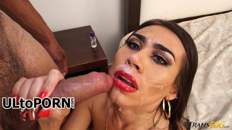 Trans500.com: Alisson Manrique - Ass Pounding Alisson Manrique [1.28 GB / HD / 720p] (Shemale)