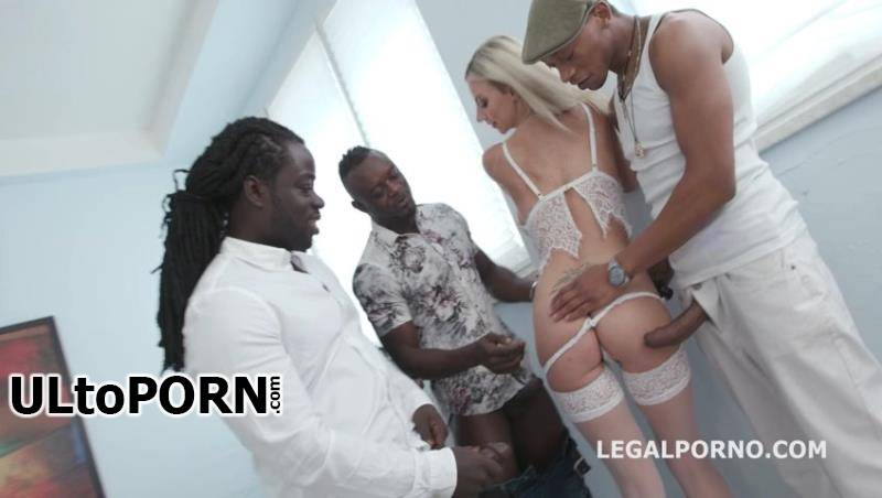 LegalPorno.com: Natalie Cherie , Yves Morgan, Antonio Black, Dylan Brown, Freddy Gong - Waka Waka, Blacks are Coming! Natalie Cherry goes full black with Balls Deep Anal DAP Gapes Facial GIO710 [921 MB / SD / 480p] (Anal)