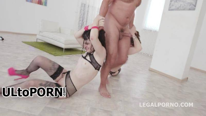 LegalPorno.com: Monika Wild, Lydia Black - Born To be Wild, The beginning #2 Monika Wild madness with Lydia Black Balls Deep Anal, Tons of DAP, ATOGM, Anal Fisting GIO703 [900 MB / SD / 480p] (Fisting)