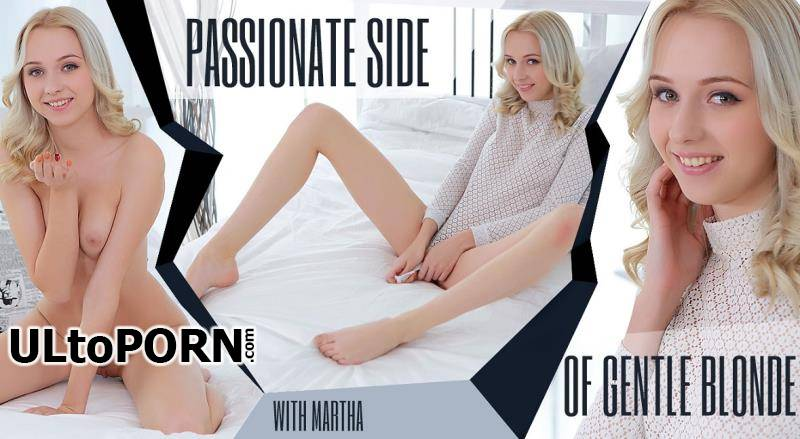 TmwVRnet.com: Martha - Gentle Blonde Shows Her Passionate Side [2.19 GB / UltraHD/2K / 1920p] (Oculus)