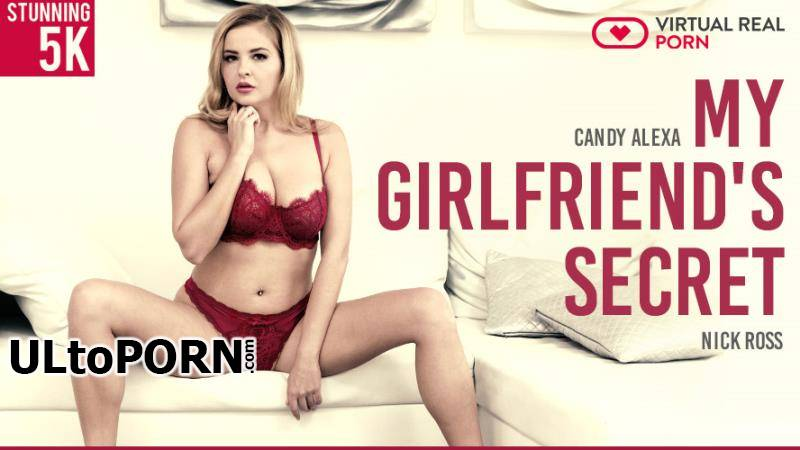 VirtualRealPorn.com: Candy Alexa - My girlfriend's secret [7.16 GB / UltraHD 4K / 2700p] (Oculus)