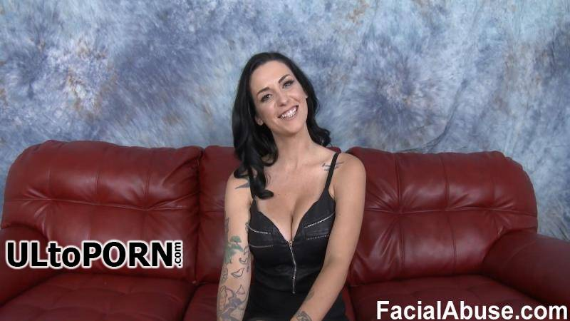 FaceFucking.com, FacialAbuse.com: Back On Your Back - E692 [3.11 GB / FullHD / 1080p] (Facial)