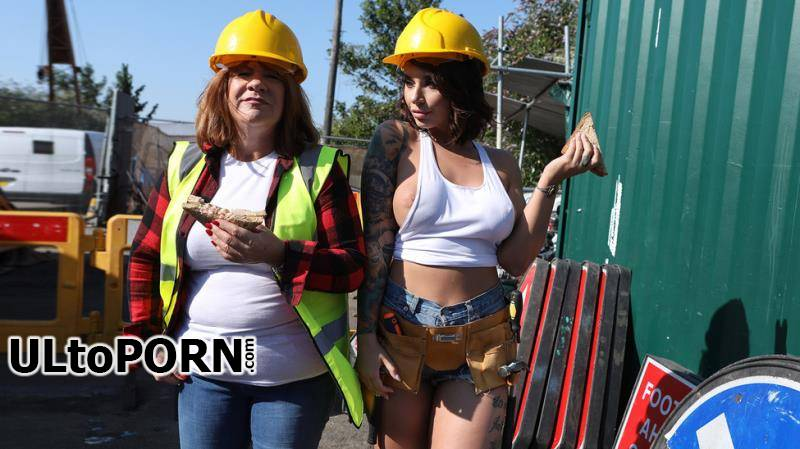BrazzersExxtra.com, Brazzers.com: Ivy Lebelle - Cock-Calling On The Job Site [664 MB / HD / 720p] (Anal)