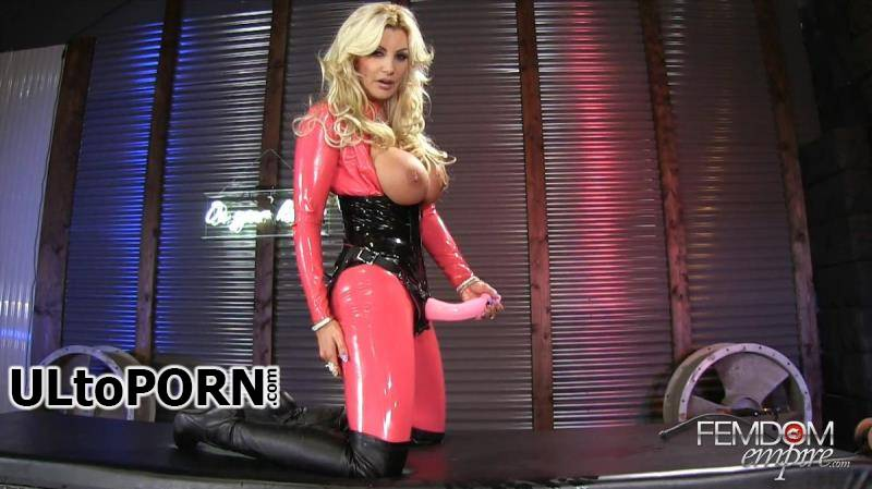 FemdomEmpire.com: Brittany Andrews - Play A Game With Me [520 MB / FullHD / 1080p] (Femdom)