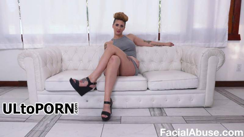 FaceFucking.com, FacialAbuse.com: Change Of Pace - E695 [1.93 GB / HD / 720p] (Facial)