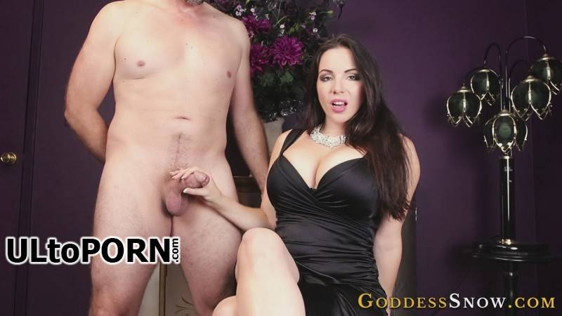 GoddessSnow.com, clips4sale.com: Allesandra Snow - Ready For Real Cock [431 MB / HD / 720p] (Humiliation)