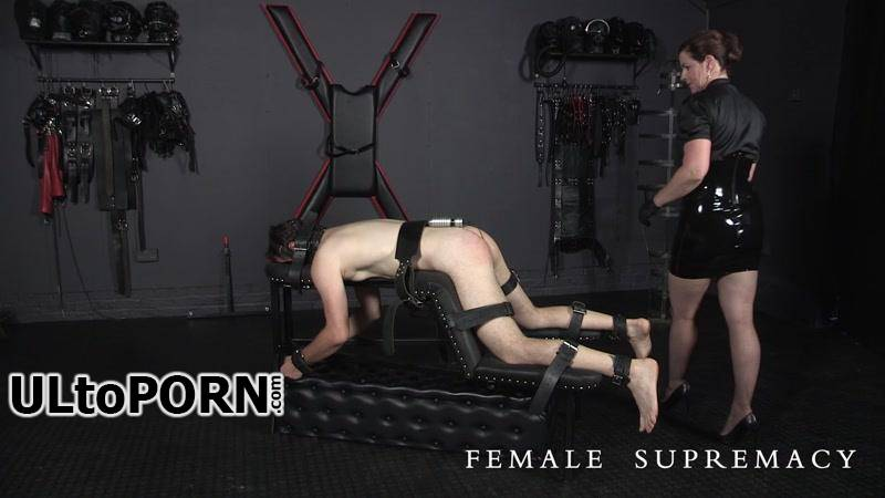 Femalesupremacy.com: Baroness Essex - Virtual Reality Featuring Baroness Essex Releasing Tonight [1.64 GB / FullHD / 1080p] (Femdom)