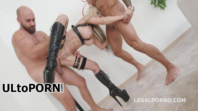 LegalPorno.com: Barbie Sins, Neeo, Thomas Lee, Angelo, Thomas - Monsters of DAP with Barbie Sins Balls Deep Anal & DAP, TP, TAP, Gapes, Swallow GIO753 [11.8 GB / UltraHD 4K / 2160p] (Anal)