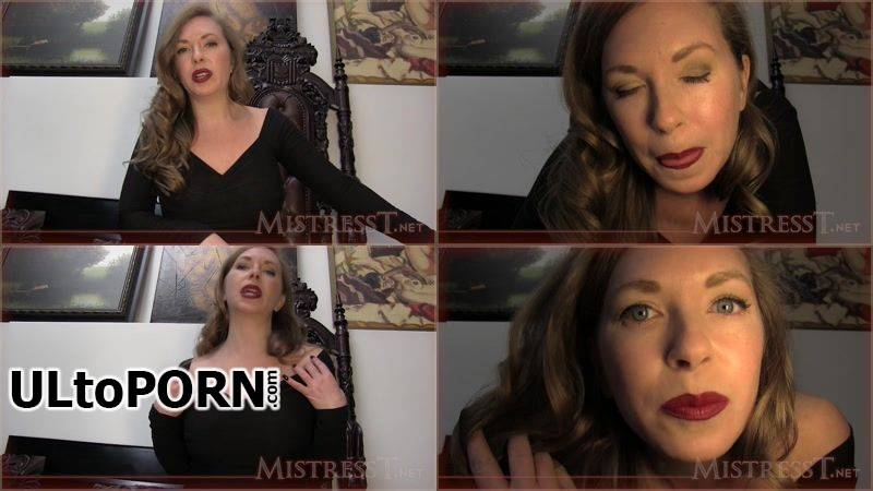 MistressT.net, clips4sale.com: Mistress T - Fat Fucker Jerk Off Cum Eater [319 MB / HD / 720p] (Humiliation)