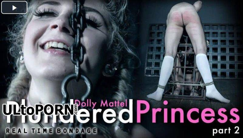 RealtimeBondage.com: Dolly Mattel - Plundered Princess Part 2 - The princess gets a beating [2.32 GB / HD / 720p] (Humiliation)