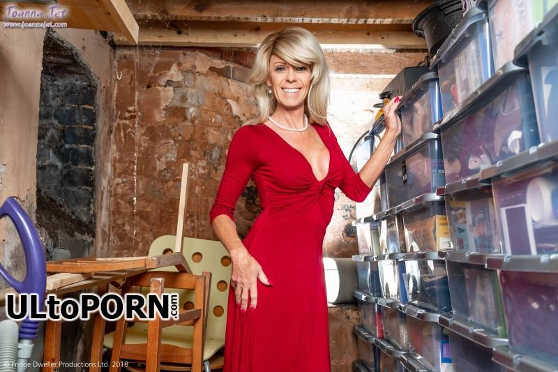 JoannaJet.com: Joanna Jet - Me and You 330 - Basement Filthy [384 MB / FullHD / 1080p] (Shemale)