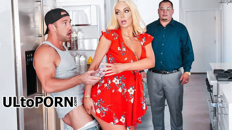 SneakySex.com, RealityKings.com: Nicolette Shea - Kitchen Cockfidential [414 MB / HD / 720p] (Anal)