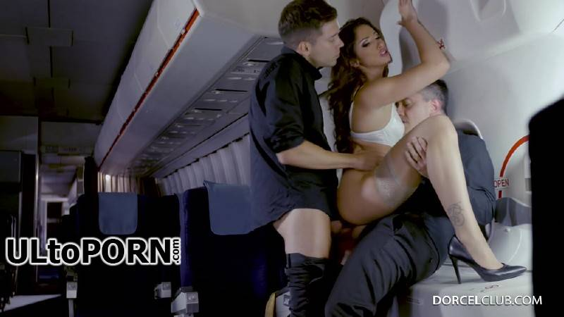 Clea Gaultier - Stewardess Seventh Heaven [FullHD 1080p] (483 MB) DorcelClub