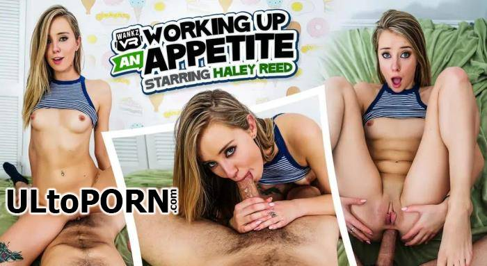 WankzVR.com: Haley Reed - Working Up An Appetite [11.7 GB / UltraHD 4K / 2300p] (Oculus)