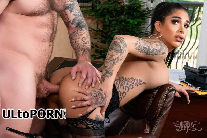TransAngels.com: Colby Jansen, Jane Marie - Do It For Power [1.29 GB / FullHD / 1080p] (Transsexual)
