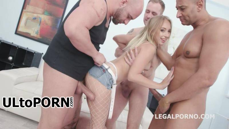 LegalPorno.com: Kira Thorn, Neeo, Tony Brooklyn, Rycky Optimal, Thomas Lee - DAP and Gapes Kira Thorn gets full DAP session with Balls deep anal, ATM, Swallow GIO1019 [807 MB / SD / 480p] (Anal)
