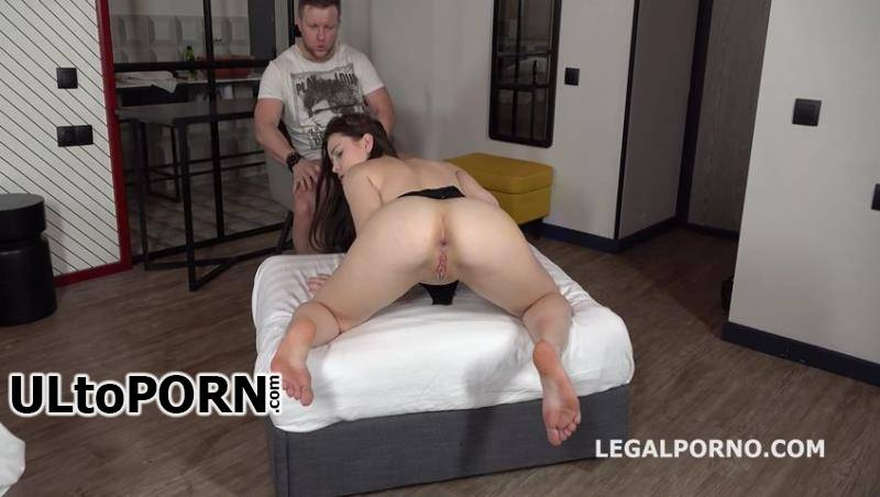 LegalPorno.com: Nikki Hill, Mr. Anderson - Mr. Anderson Anal Casting with Nikki Hill Balls Deep Anal, Gapes, Cum in mouth GL026 [840 MB / SD / 480p] (Anal)