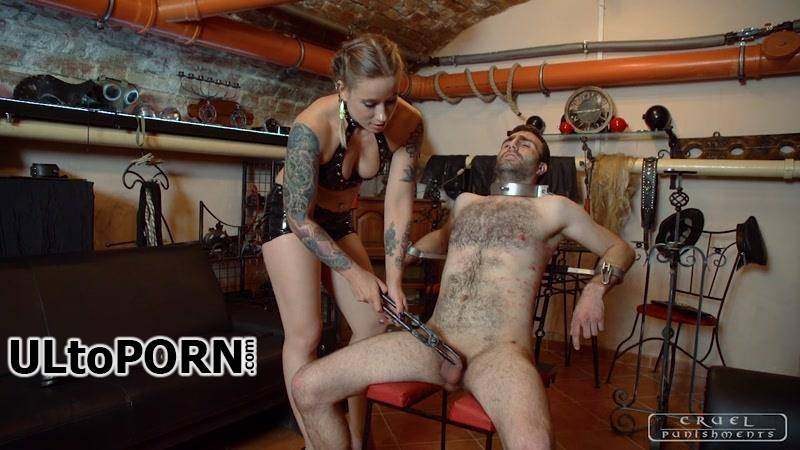 CruelPunishments.com, Clips4sale.com: Mistress Anette - New Torture Dungeon Part 3 [765 MB / HD / 720p] (Femdom)