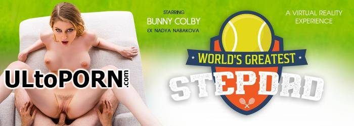 Virtual Reality: Bunny Colby - World's Greatest Stepdad [6.07 GB / UltraHD 2K / 2048p] (Oculus)