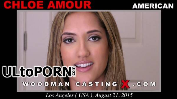 WoodmanCastingX.com: Chloe Amour - Casting * Updated * 4k [21.3 GB / UltraHD 4K / 2160p] (Threesome)