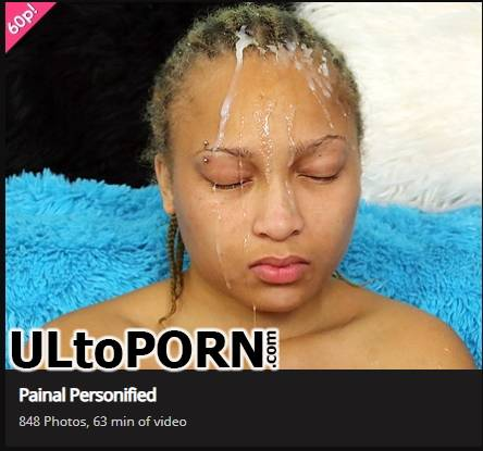 GhettoGaggers.com: Painal Personified [1.51 GB / FullHD / 1080p] (Pissing)