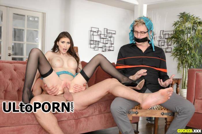 Cucked: Angelina Diamanti - Sign The Trust To Me You Limp Dick (SD/480p/476 MB)