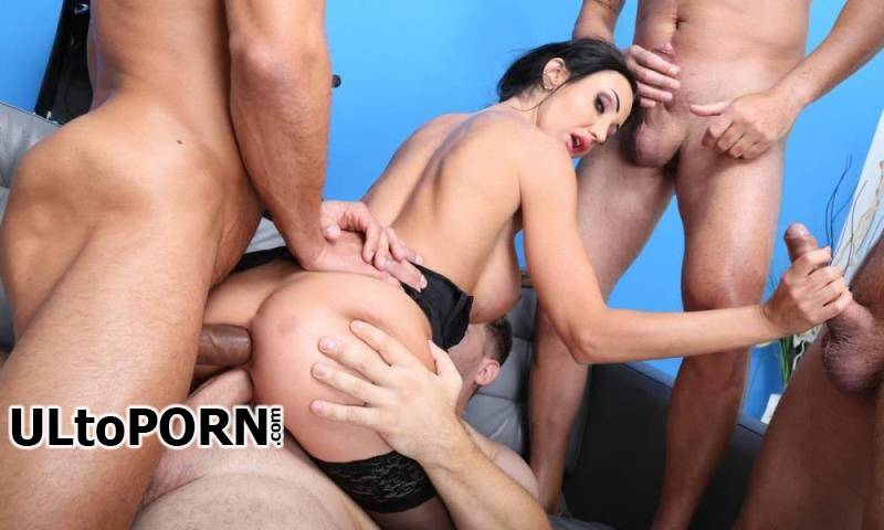 LegalPorno.com, AnalVids.com: Laura Fiorentino - DAP Destination goes Wet, Laura Fiorentino 4on1 Balls Deep Anal and DP, Pee Drink, DAP, ButtRose, Creampie and Swallow GIO1594 [2.16 GB / HD / 720p] (Prolapse)