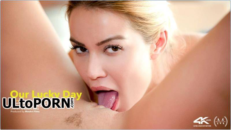 VivThomas.com, MetArt.com: Cherry Kiss, Dolly Diore - Our Lucky Day [6.28 GB / UltraHD 4K / 2160p] (Lesbian)
