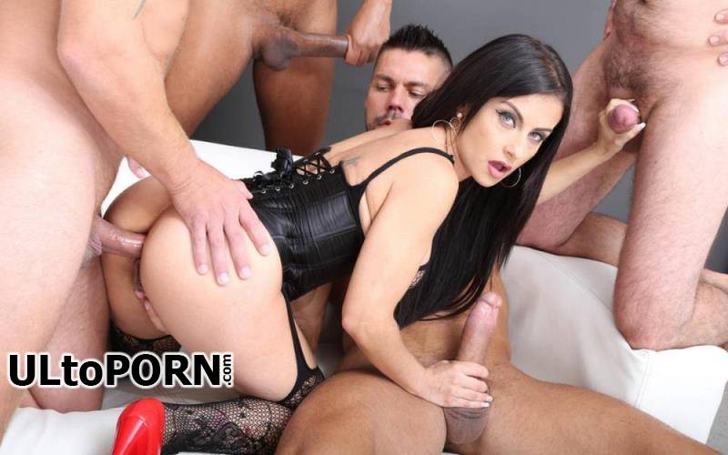 LegalPorno.com, AnalVids.com: Bianka Blue - Monsters of DAP, Bianka Blue 4on1 Balls Deep Anal, DAP, TP and Swallow GIO1584 [4.54 GB / FullHD / 1080p] (Anal)