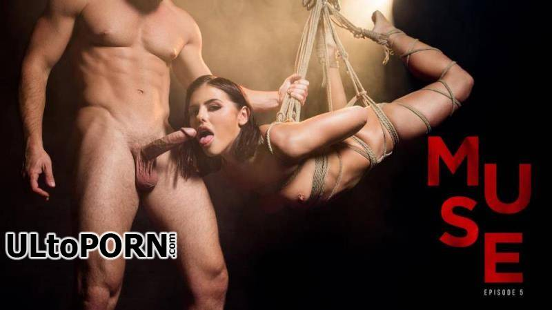 Deeper.com: Adriana Chechik - Muse Episode 5 [275 MB / SD / 360p] (Anal)