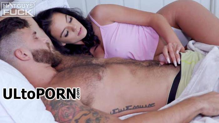 HotGuysFuck: Desiree Nevada - Hairy Hunk Cash Mahomes Wakes Up To Morning Sex With Sexy Desiree Nevada (FullHD/1080p/658 MB)