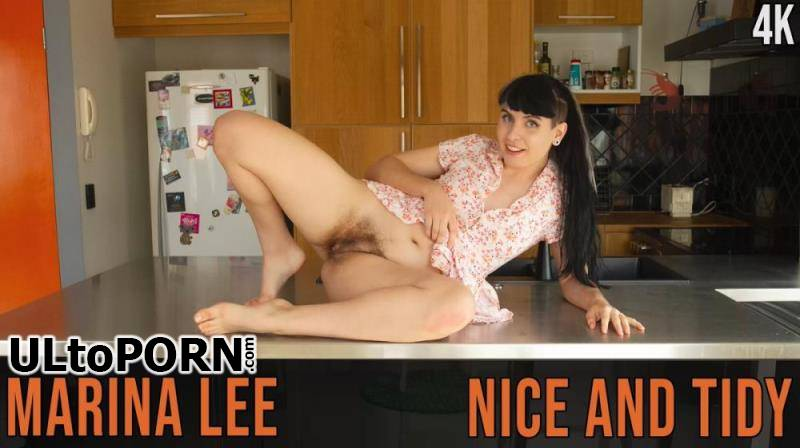 GirlsOutWest.com: Marina - Nice and Tidy [694 MB / FullHD / 1080p] (Amateur)