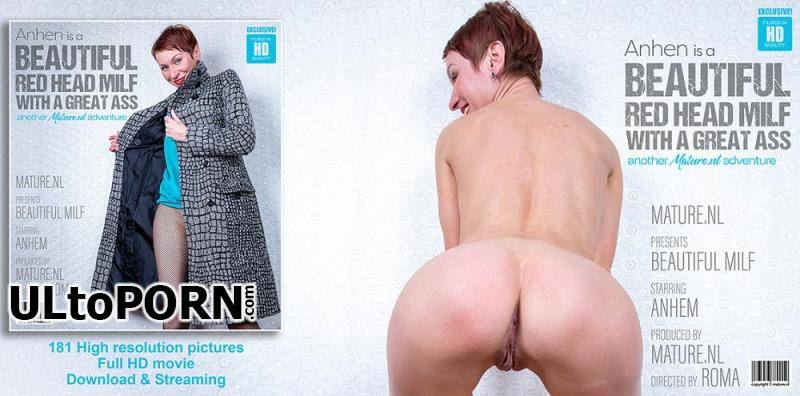 Mature.nl: Anhen (36) - Short red haired MILF Anhen with her perfect ass [715 MB / FullHD / 1080p] (Mature)