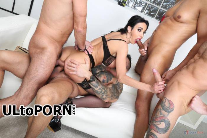 LegalPorno: Laura Fiorentino - My first TP, Laura Fiorentino 5on1 Balls Deep Anal, DAP, Gapes, ButtRose, Squirting and Creampie Swallow GIO1676 (HD/720p/1.83 GB)