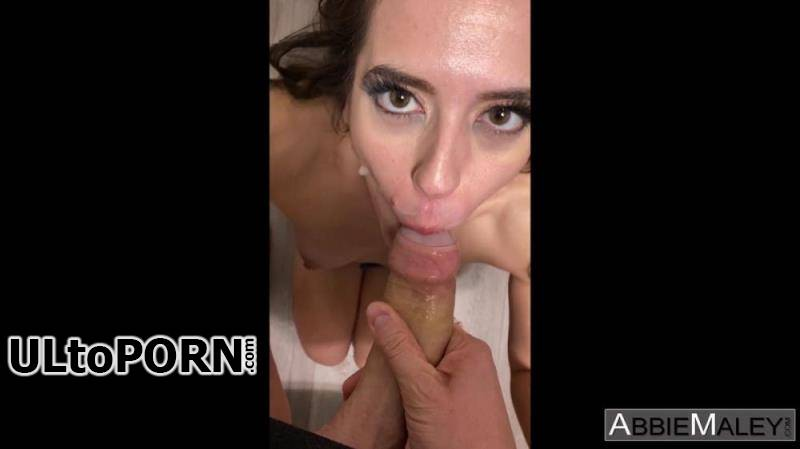 AbbieMaley.com: Abbie Maley, Wednesday Parker - Up Close And Personal With Cock [299 MB / SD / 480p] (Teen)