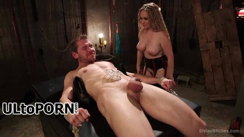 DivineBitches.com, Kink.com: Aiden Starr - Sexual Slavery [345 MB / SD / 360p] (Humiliation)